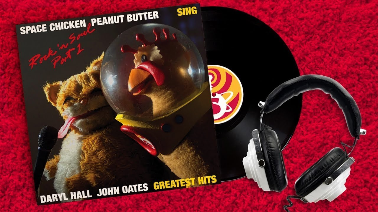 Chicken and Butter Sing Hall & Oates Greatest Hits!