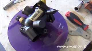 Детали системы контроля температуры охлаждающей жидкости для двигателя Cummins ISF 2.8L ЕВРО4(, 2013-04-24T12:52:20.000Z)