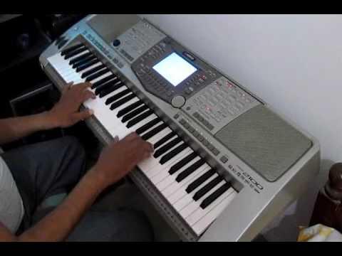 Jaane Kaise Kab Kahan On Piano By Yogesh Bhonsle