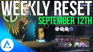 Destiny 2 Weekly Resets: Milestones, Nightfall, Flashpoint, Meditations, Eververse, Clan Rewards