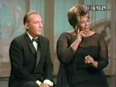 Bing Crosby & Ella Fitzgerald - Hollywood Palace Medley