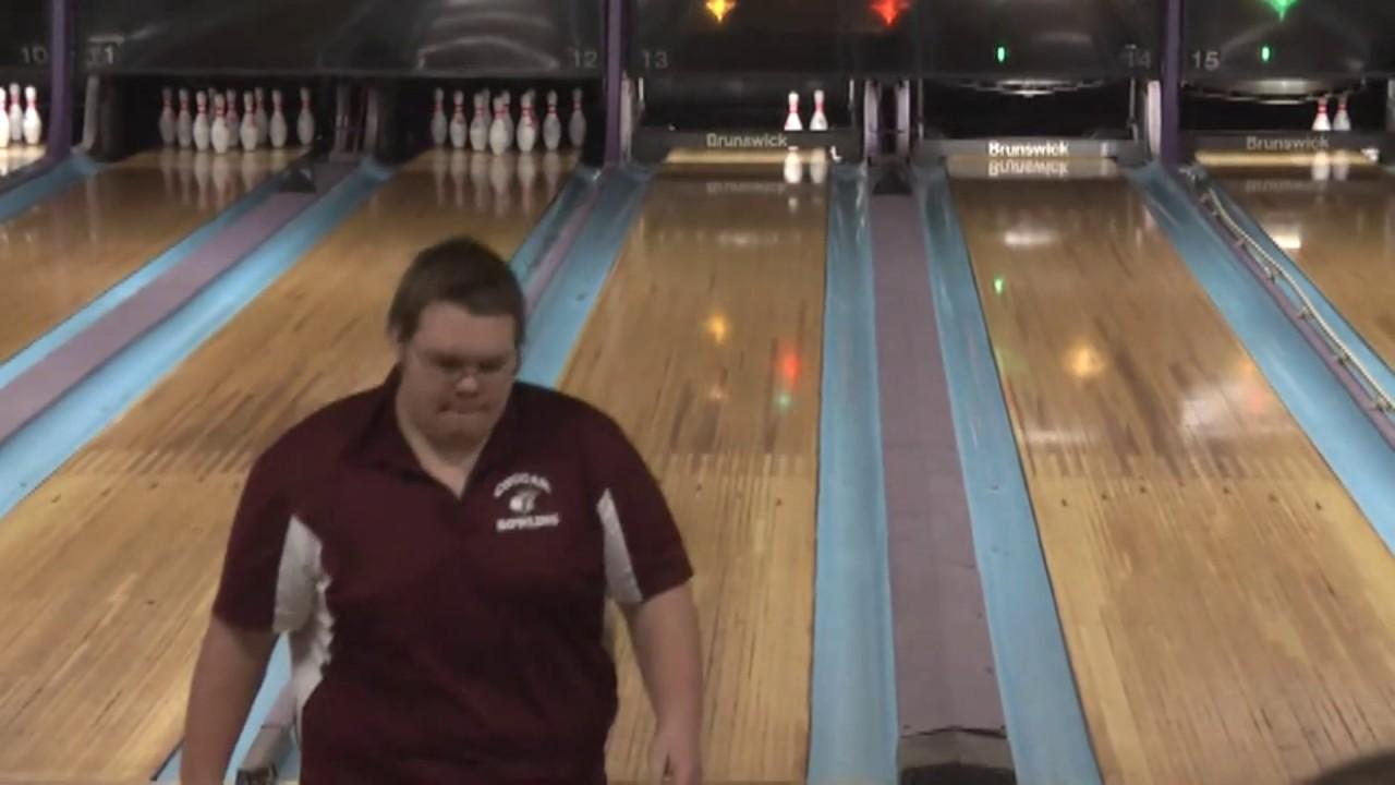 NCCS - Saranac Bowling  1-11-13