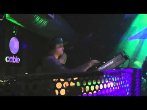 Cern B2B Ant TC1 Live at Renegade Hardware 18th Birthday - Cable Nightclub 09.02.13