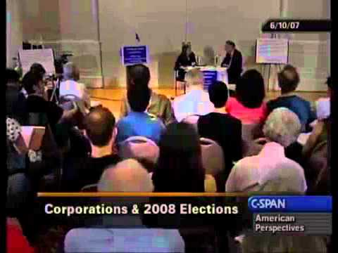 How Corporate Money Influences Politics: Can Corporations Be Stopped? Financing