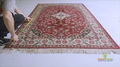 Area Rug Cleaning Process in Charleston, SC