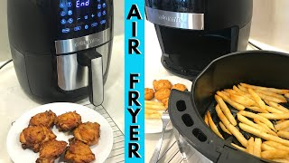 Gourmia Air Fryer | Cooking and How to Use 2021