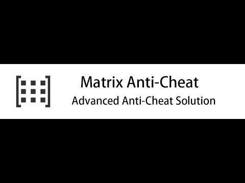 Matrix AntiCheat | Hack & KillAura Blocker | Machine Learning | (1 8