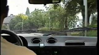 Alfa Romeo Alfasud Sprint testdrive 1996