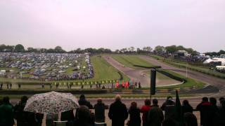World RX Lydden Hill Supercars Final 2015 last lap
