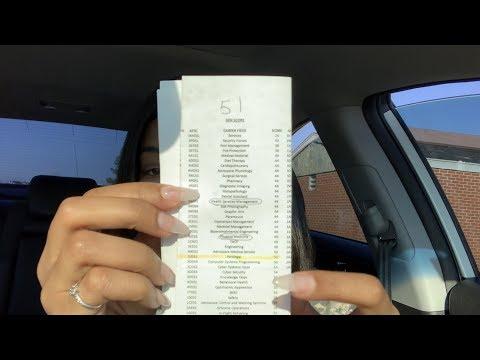 My ASVAB Score & Job Sheet | Tips & Advice | Drea Q