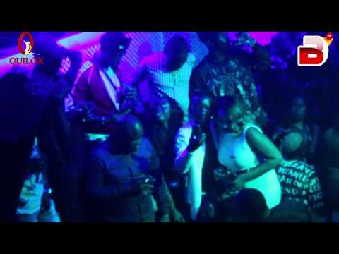 Random clips from Nigeria's most luxurious night club