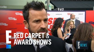Justin Theroux Recalls Heartbreaking Breakup Story | E! Live from the Red Carpet