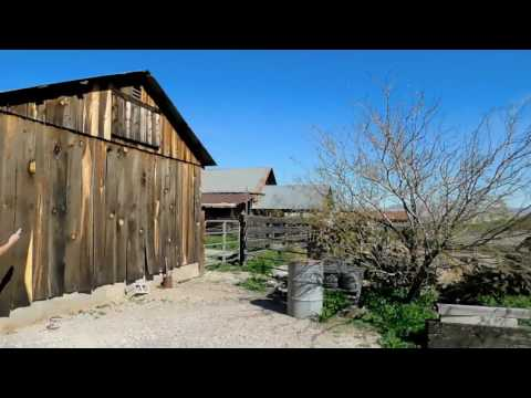 Part two-Billy the kid (SHAKSPEAR) A Ghost Town Outside Of Lordsburg NM.