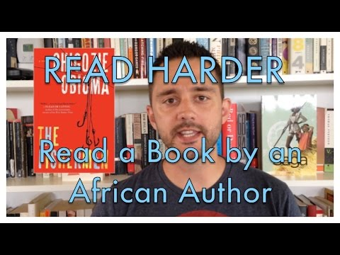 Read Harder - African Authors