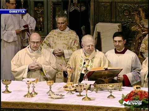 Messa solenne nel Duomo di Monza del card. Angelo Scola