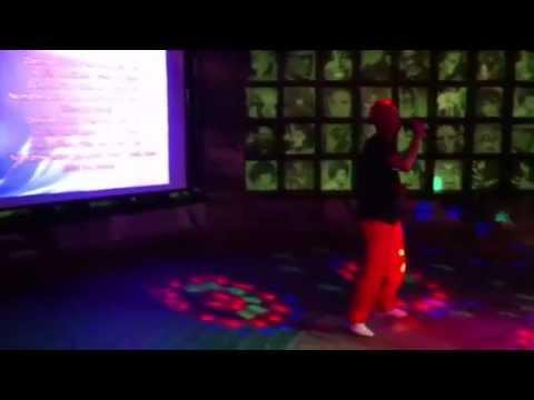 Emad from the block - karaoke Jenny Lopez