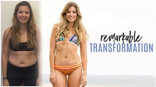 See Yassi's Jaw-Dropping Transformation with the Tone It Up Nutrition Plan!
