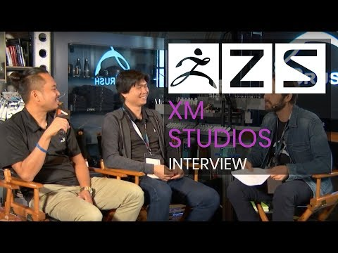 XM Studios Interview with Host Louie Tucci