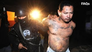 Why MS-13 is President Trump's favorite villain