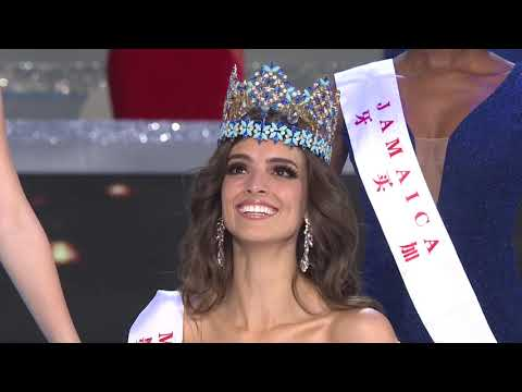 Miss World 2018 | Vanessa Ponce de Leon's Crowning