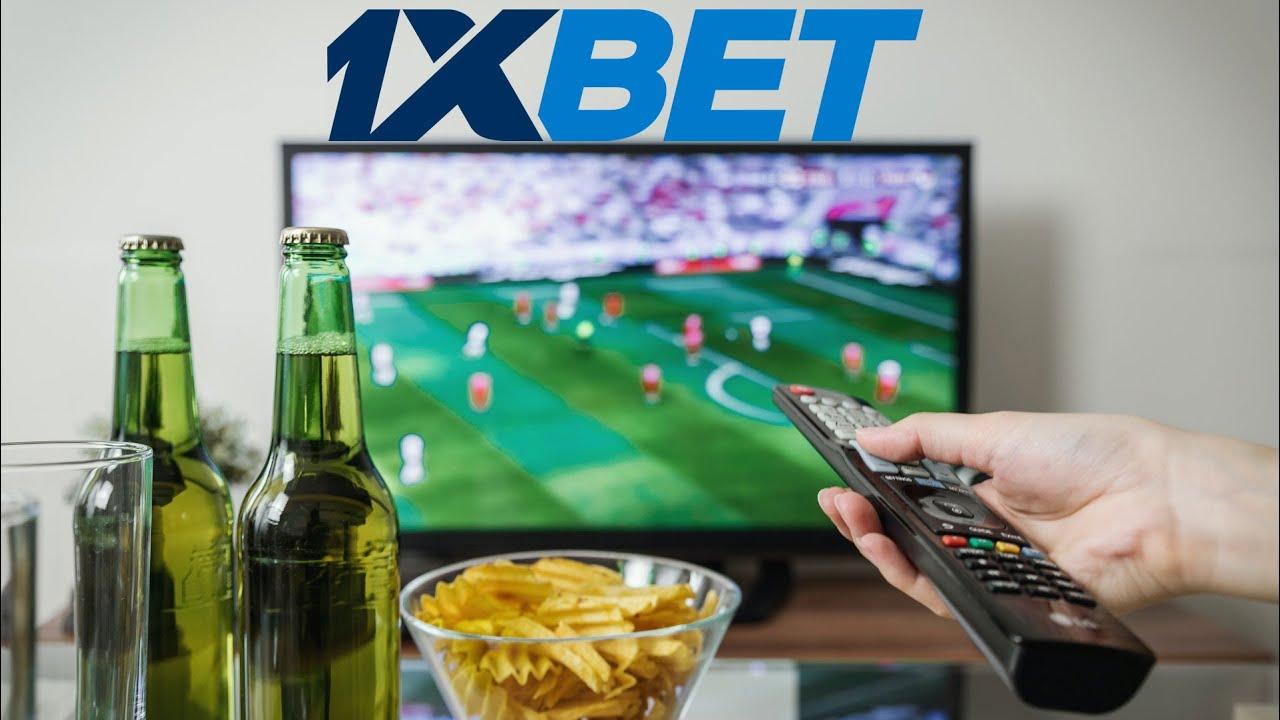 ⚽️ Как да гледаме безплатно спорт на живо в 1xBet? ⚽️