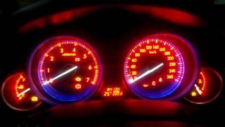 Mazda 6, индикатор AIRBAG