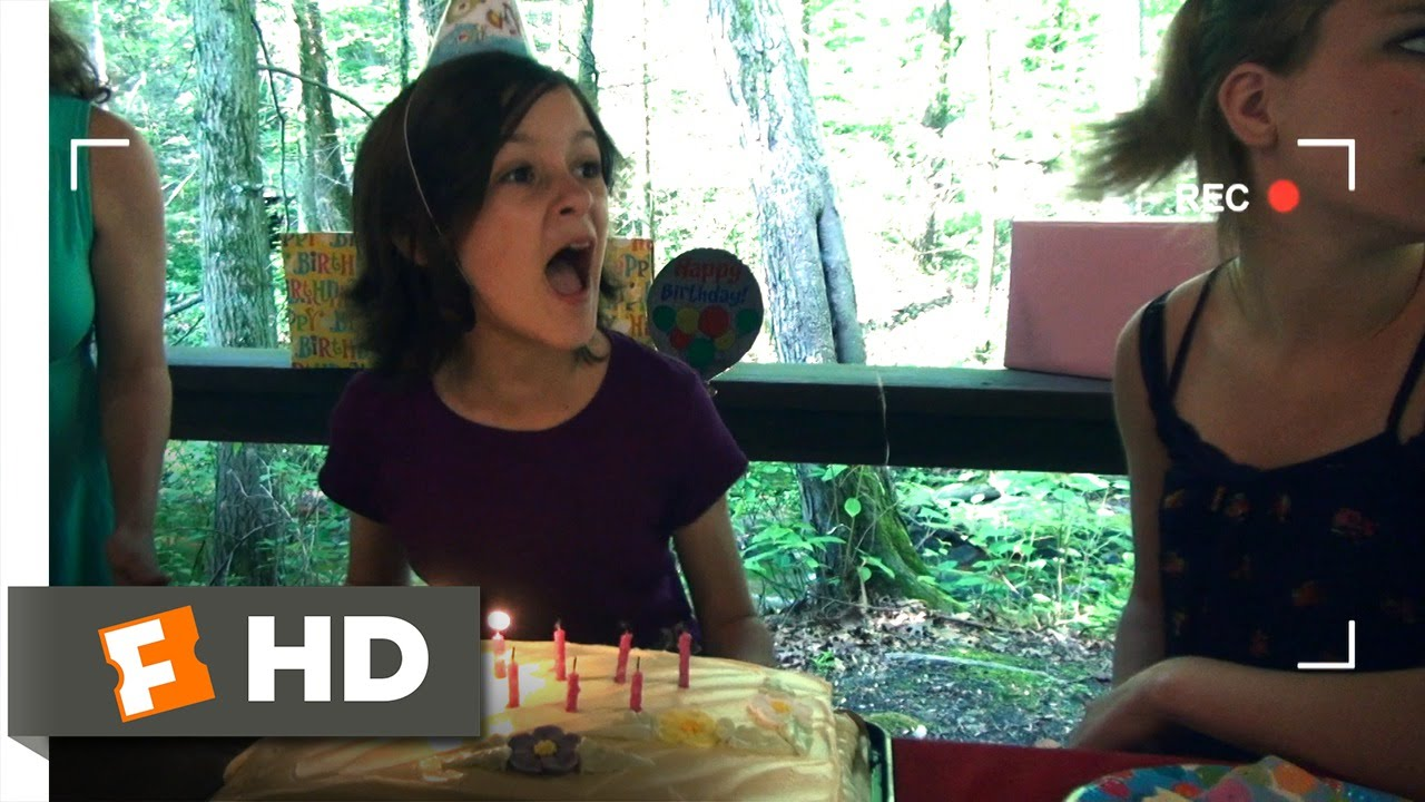 VHS2 410 Movie CLIP Birthday Party Zombie Attack 2013 HD