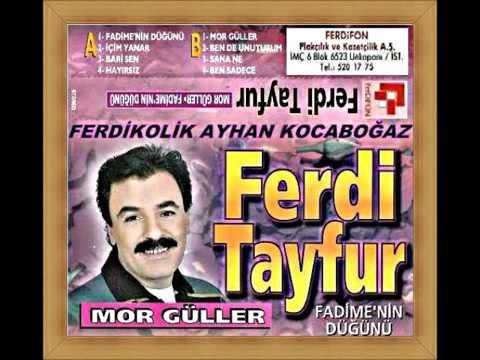 Ferdi Tayfur Mor Güller Full Albüm Şarkıları