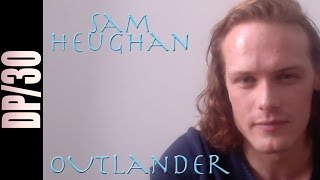 dp30 emmy watch outlander sam heughan via skype