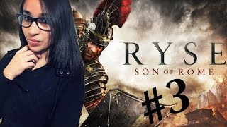 Ryse: Son of Rome Gameplay Walkthrough Part 3 (Xbox One)
