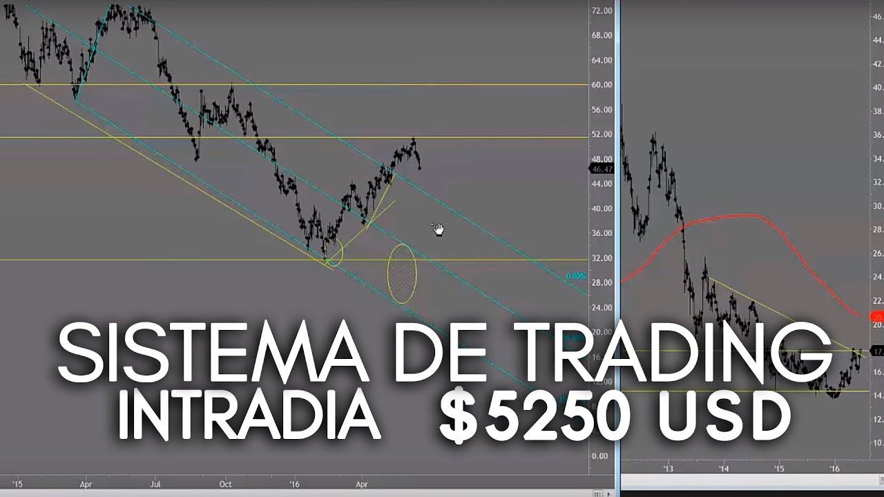 Sistemas de trading intradia forex