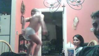 baby dancing wild Thumbnail