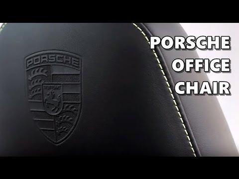 porsche office chair commercial - youtube