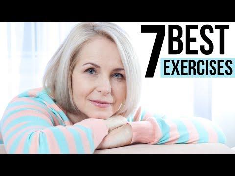 7 BEST Exercises for Menopausal Women
