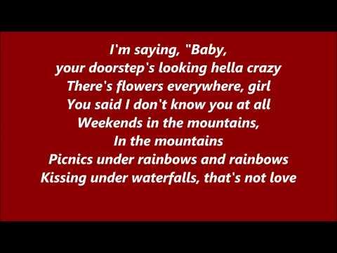 Luke Christopher - Waterfalls (Lyrics)