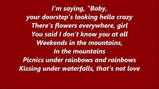 Скачать Luke Christopher Waterfalls Lyrics