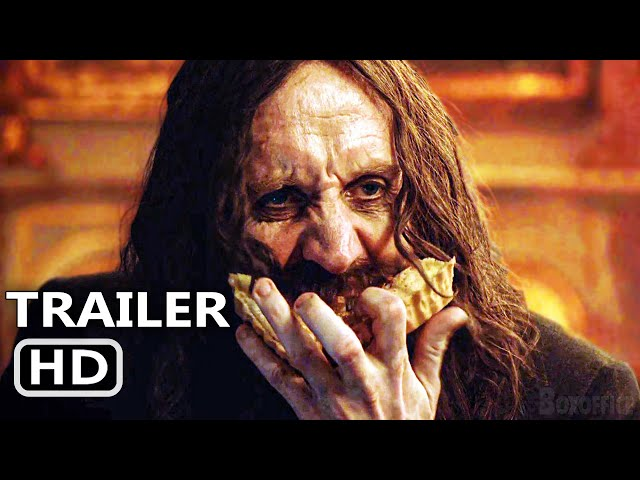 THE KING'S MAN New Trailer (2021)