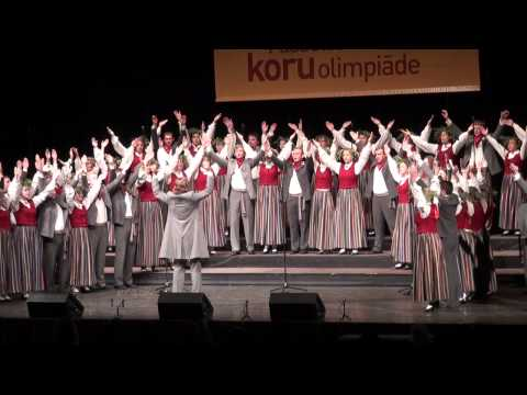 World Choir Games 2014, Riga. 10.07.2014. Latvia.