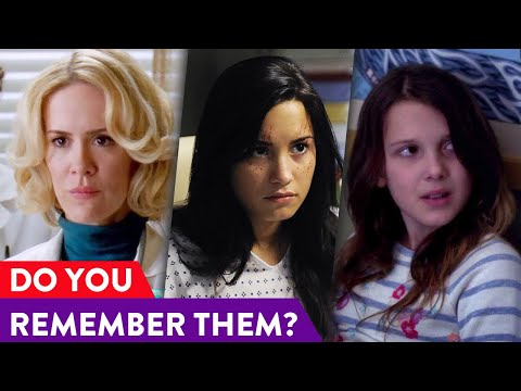 Grey's Anatomy Guest Stars That Later Became Famous |⭐ OSSA Radar
