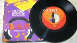 """Guitar Boogie - E.S.P. TRADE MARK """"di A.Smith"""""""