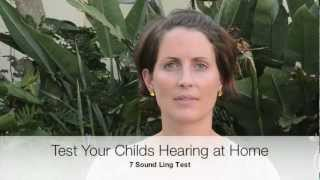 How Do I Test My Childs Hearing At Home? - Sunshine Hearing Clinic