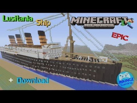 Full Download Minecraft Xbox 360 Titanic