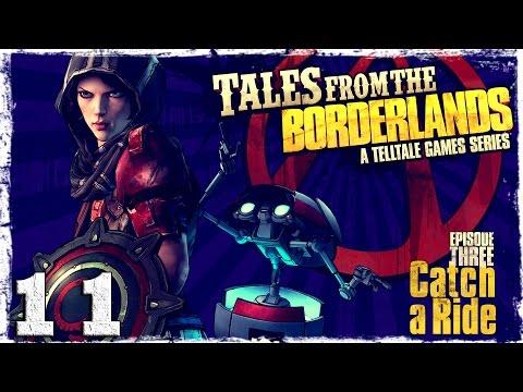 Смотреть прохождение игры Tales From The Borderlands. #11: Новые неприятности.