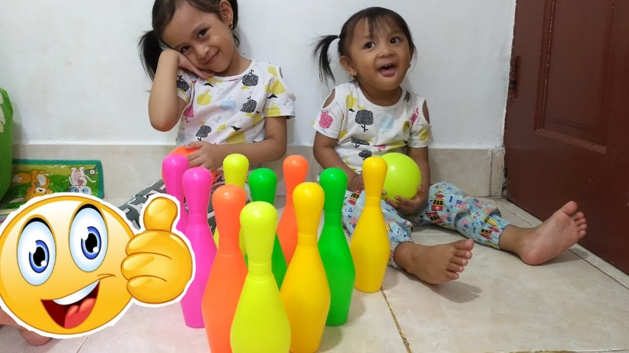Permainan Bowling Anak - Bowling for Kids