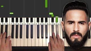 Shindy - DODI (Piano Tutorial Lesson)