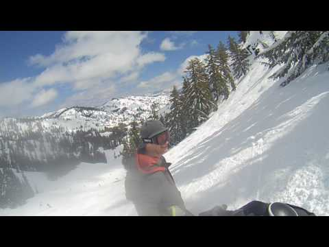 Emigrant to Granite Chief Squaw Valley