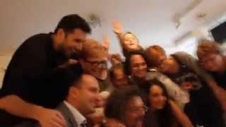 Радостта след обявяването на Пловдив за Европейска столица на културата през 2019