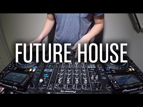 Future House Mix 2018 | The Best of Future House 2018 by Adrian Noble