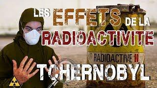 LES EFFETS DE LA RADIOACTIVITÉ FORTE SUR LE CORPS HUMAIN ! (Tchernobyl)