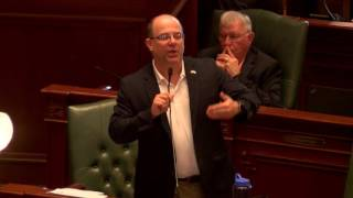 """Rep. Batinick stands up against tax hike, calls for """"all hands on deck"""""""